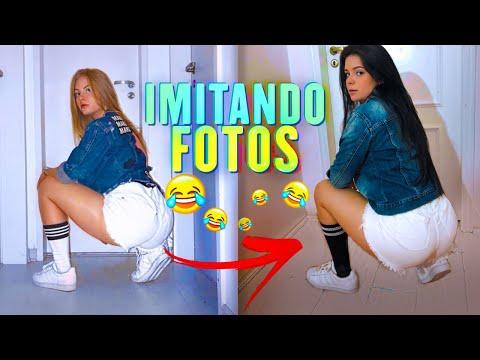 IMITANDO FOTOS DE YOUTUBERS