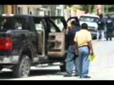 Guerra Nuevo Laredo, Radio de la Central 2004