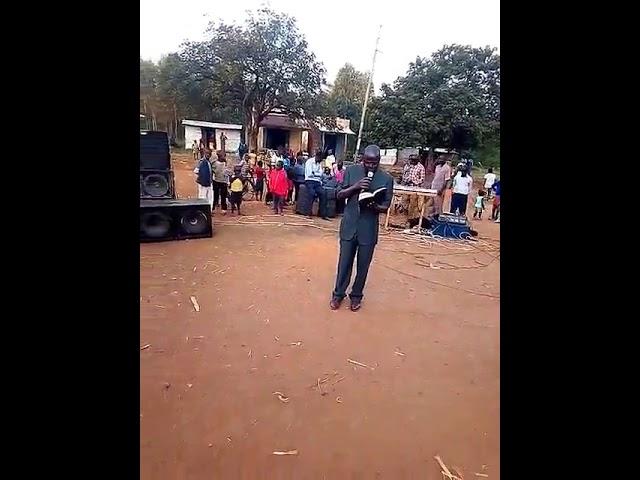 Bro Joseph Open-Air Preaching GMFC/WFF Sega Siaya Kenya