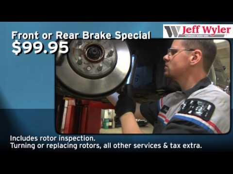 Oil Change Coupon Service Specials Brake Pad Florence KY Buick GMC Cincinnati OH Independence