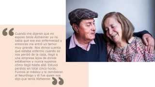 Leonor y Joaquín: Ver el Alzheimer desde el corazón