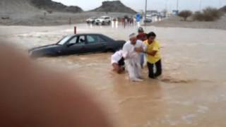 Rain In Oman