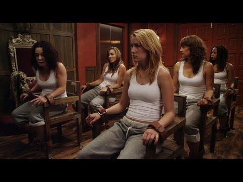 Raze 2013 Enhlish Movie  Zoë Bell, Rachel Nichols, Tracie Thoms.mov