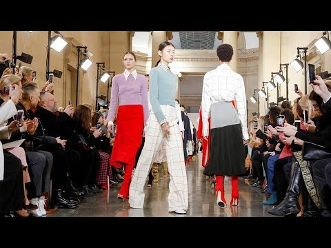 Victoria Beckham | Fall Winter 2019/2020 Full Fashion Show | Exclusive