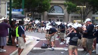 ODU Marching Band 2 Norfolk 2013