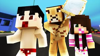 Minecraft - WHO'S YOUR DADDY? - BABY GETS KIDNAPPED!