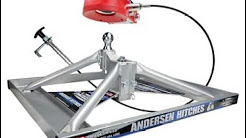 Andersen Ultimate 5th wheel to gooseneck Connection Review