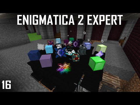 Extended Crafting & PackagedAuto! Enigmatica 2 Expert Minecraft – Ep16