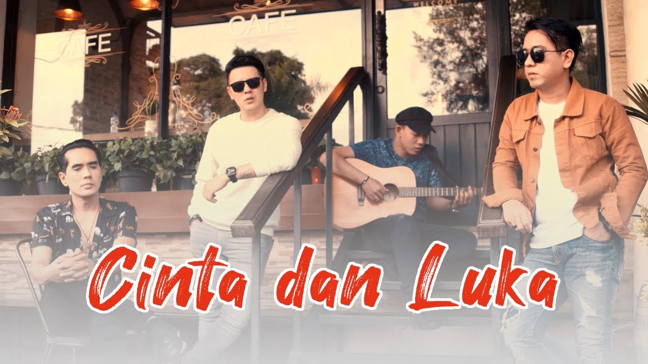 Ave | Chevra | Dyrga | Jovan - Cinta dan Luka (Acoustic Cover)