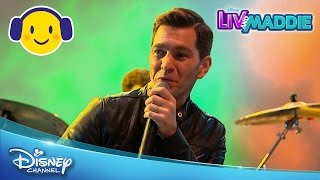 Liv and Maddie | It's Andy Grammer! | Official Disney Channel UK