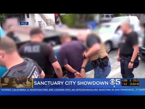 Team Coverage: Sessions Announces DOJ Lawsuit Against California Over Sanctuary Policies