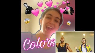 Jason Derulo, Maluma - Colors  | THE REACTION IS REAL!! | Nilly