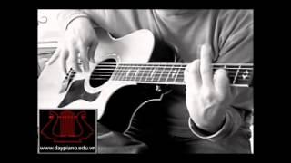 Canon in D Pachelbel - guitar - daypiano.edu.vn