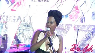 DA LINK Lilian Mbabazi in Kigali Jazz Junction