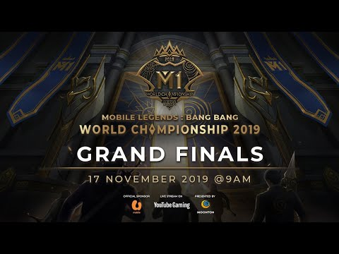 Live Now: Kejuaraan Dunia MLBB 2019 Hari Ke-7 Grand Final