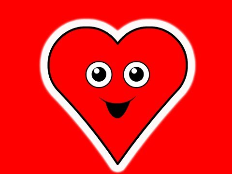 """""""Red Heart, Yellow Star"""" - Learn Shapes, Teach Shapes, Baby Toddler Preshcool Songs Nursery Rhymes"""
