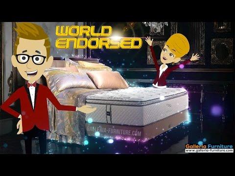 Review Spring Bed King Koil World Endorsed, Nyaman Banget ! Galleria Furniture Bandung