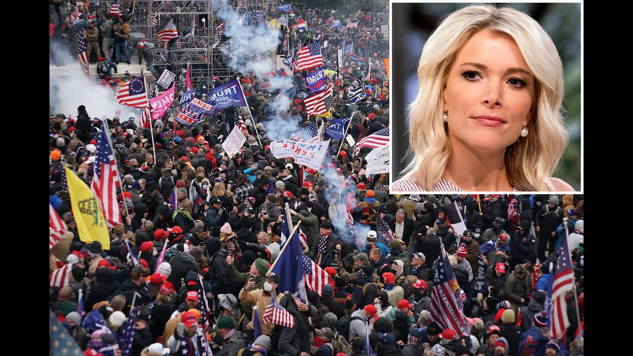 Megyn Kelly blames the media in part for Capitol riot: 'They checked ...