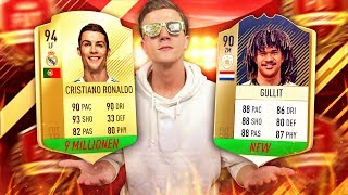 FIFA 18: MEIN 9 MILLIONEN TEAM 🔥🔥 FUT CHAMPIONS WEEKEND LEAGUE RASUR!