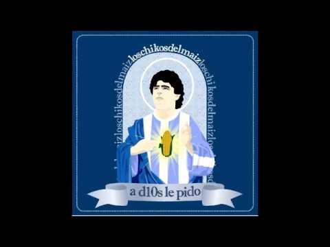 Los Chikos Del Maiz - A D10s le Pido (CD entero)