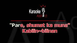 LAKLAK - THE TEETH (OPM Karaoke)