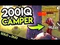 THE 200 IQ CAMPER 😡 - PUBG Mobile