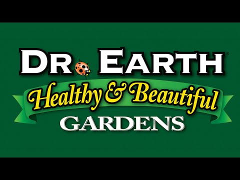 DR. EARTH Perfectly Pure Organic Gardening
