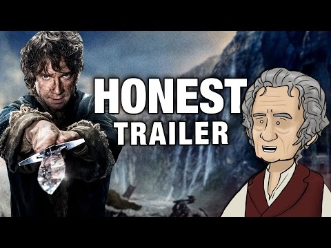 Honest Trailers And How It Should Have Ended Double-Team 'The Hobbit: The Battle Of The Five Armies'