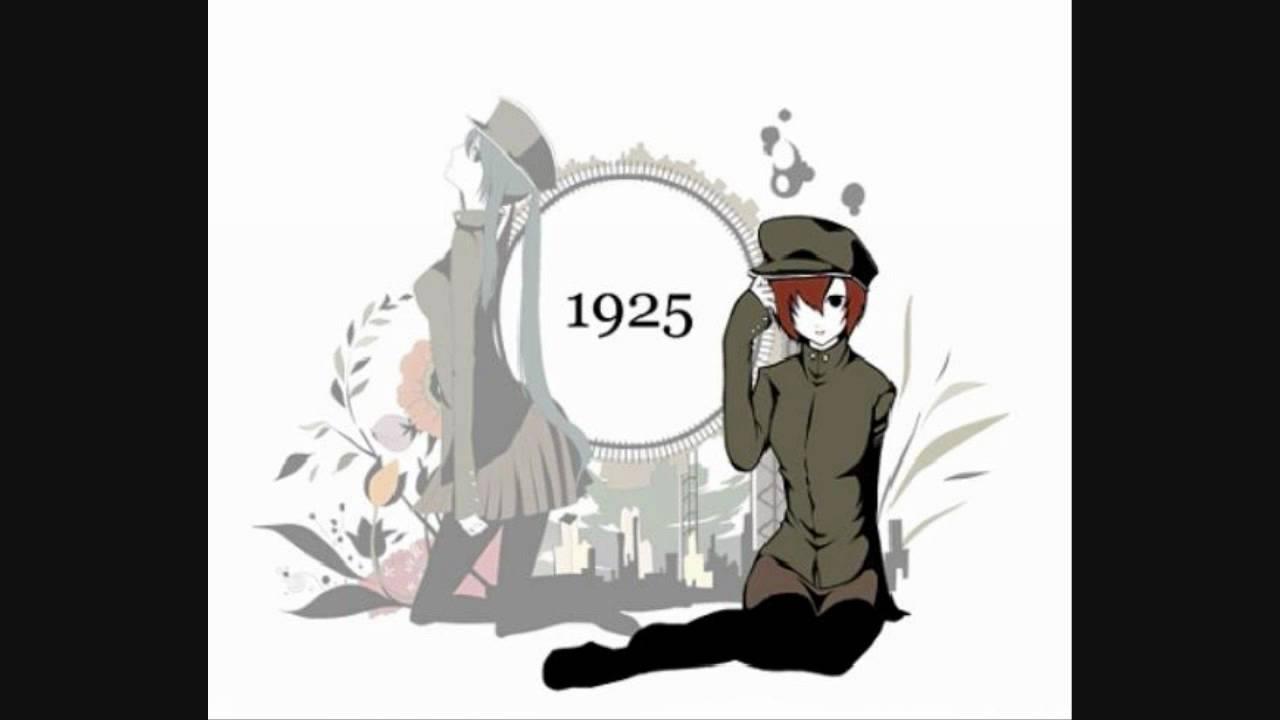 MEIKO】1925 【ミク曲カバー】 -...