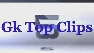 GK Presents Top 5 Knifing Clips Of The Week :: Week 15