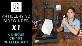 Artillery 3D X1 Sidewinder Review: A unique challenger to the CR-10S