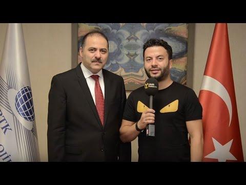 Download BTK Başkanı Ömer Fatih Sayan ile konuştuk: 4.5G için yerli üretim!
