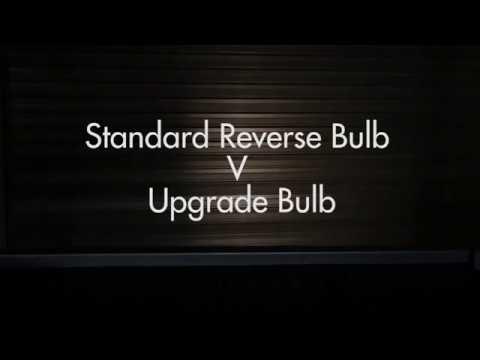 Ford Ranger Led Reverse Light Bulb Upgrade
