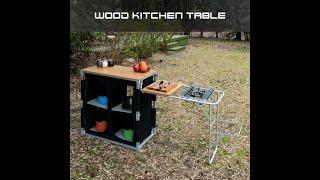WOOD KITCHEN TABLE(우드 키친테이블)