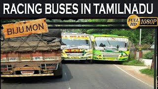 Racing buses in TamilNadu ~ Live