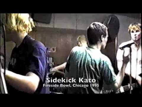 Sidekick Kato Fireside Bowl 1995