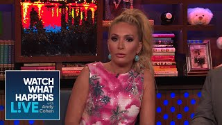 Are Kate Chastain & Hannah Ferrier Feuding?   WWHL