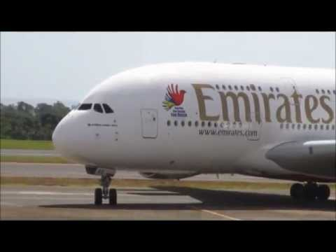 A380 Flight to Mauritius | Emirates Airline