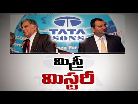 Tata Group stocks tumble on sudden Cyrus Mistry exit || The Fourth Estate - 25th October 2016