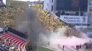 Salida De Barcelona Vs Deportivo Quito