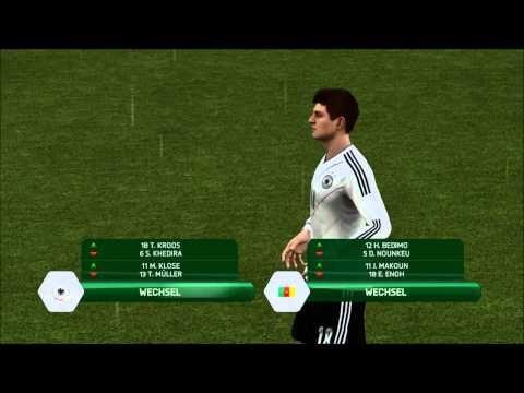 Fifa Wm Spezial Ger vs. Ghana  (HD)(GER)