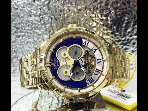 Relógio Masculino - ORIGINAL- Invicta Objet D' Art Ref