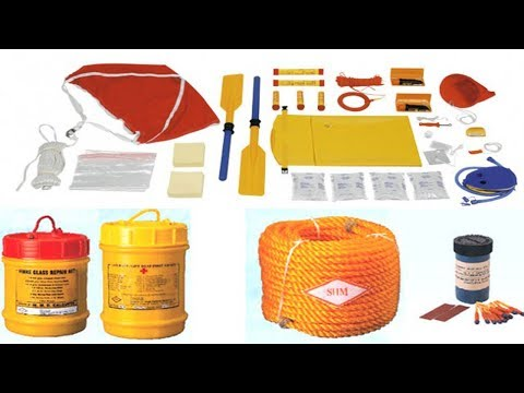Lifeboats And Liferafts Survival Kit Accessories