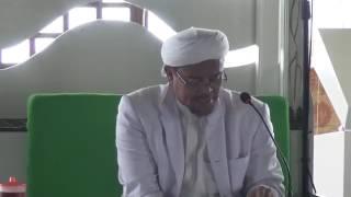 Habib Muhamad Rizieq Syihab - Tausyiah PentingNya Mencintai Ulama