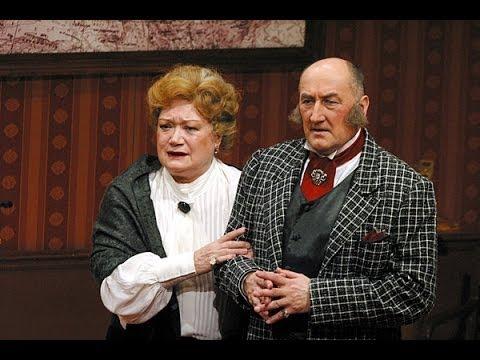ЧАЙКА Малый театр 1999 год