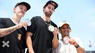 BMX Street Medal Runs   X Games Shanghai 2019