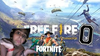 FEE FIRE o FORTNITE-MateoGaming--FREE FIRE