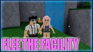 VENDALI VYHRÁL CELOU HRU!😱😂 Roblox Flee the Facility w/Vendali