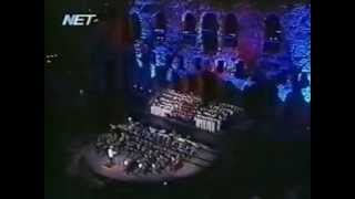 "George Voukanos ""Overture - Child Visions"" live from Concert at Herod Aticcus Athens Greece 2003"