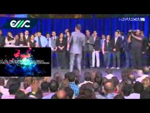 profeta ronny oliveira ministración ensancha 2015